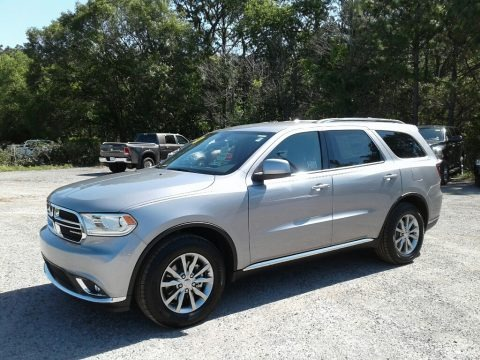 Billet Metallic 2018 Dodge Durango SXT