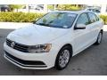 Volkswagen Jetta SE Sedan Pure White photo #4