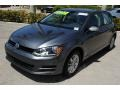 Volkswagen Golf 4 Door 1.8T S Platinum Gray Metallic photo #4