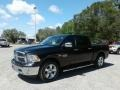 Ram 1500 Big Horn Crew Cab Brilliant Black Crystal Pearl photo #1