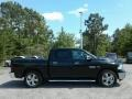 Ram 1500 Big Horn Crew Cab Brilliant Black Crystal Pearl photo #6
