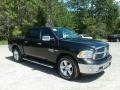 Ram 1500 Big Horn Crew Cab Brilliant Black Crystal Pearl photo #7