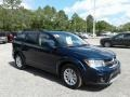 Dodge Journey SXT Contusion Blue Pearl photo #7