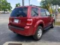 Ford Escape XLT V6 Redfire Metallic photo #5