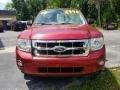 Ford Escape XLT V6 Redfire Metallic photo #8