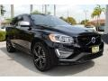 Volvo XC60 T6 AWD R-Design Onyx Black Metallic photo #2
