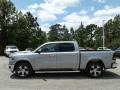 Ram 1500 Laramie Crew Cab 4x4 Billet Silver Metallic photo #2