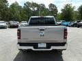 Ram 1500 Laramie Crew Cab 4x4 Billet Silver Metallic photo #4