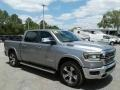 Ram 1500 Laramie Crew Cab 4x4 Billet Silver Metallic photo #7