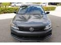 Volkswagen Jetta S Platinum Grey Metallic photo #3