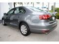 Volkswagen Jetta S Platinum Grey Metallic photo #7
