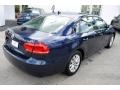 Volkswagen Passat 1.8T Wolfsburg Edition Night Blue Metallic photo #9