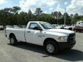Ram 2500 Tradesman Regular Cab 4x4 Bright White photo #7
