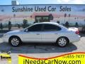 Ford Taurus SEL Silver Frost Metallic photo #1
