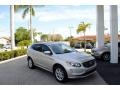 Volvo XC60 T5 Drive-E Bright Silver Metallic photo #1