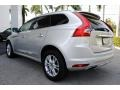 Volvo XC60 T5 Drive-E Bright Silver Metallic photo #7