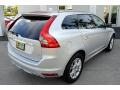 Volvo XC60 T5 Drive-E Bright Silver Metallic photo #9