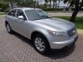 Infiniti FX 35 AWD Liquid Platinum Metallic photo #13