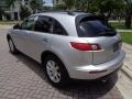 Infiniti FX 35 AWD Liquid Platinum Metallic photo #34
