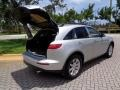 Infiniti FX 35 AWD Liquid Platinum Metallic photo #44