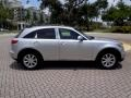 Infiniti FX 35 AWD Liquid Platinum Metallic photo #58
