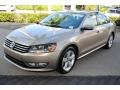 Volkswagen Passat Wolfsburg Edition Sedan Titanium Beige photo #4