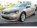 Volkswagen Passat Wolfsburg Edition Sedan Titanium Beige photo #5