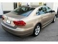 Volkswagen Passat Wolfsburg Edition Sedan Titanium Beige photo #9