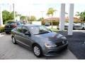 Volkswagen Jetta S Platinum Grey Metallic photo #1
