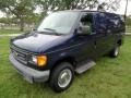 Ford E Series Van E250 Commercial True Blue Metallic photo #1