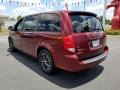 Dodge Grand Caravan GT Octane Red photo #3