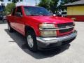 Chevrolet Colorado LT Crew Cab Cherry Red Metallic photo #1