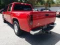 Chevrolet Colorado LT Crew Cab Cherry Red Metallic photo #5