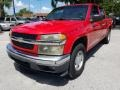 Chevrolet Colorado LT Crew Cab Cherry Red Metallic photo #7