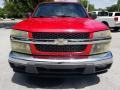 Chevrolet Colorado LT Crew Cab Cherry Red Metallic photo #8