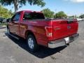Ford F150 XLT SuperCab Ruby Red photo #3