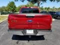 Ford F150 XLT SuperCab Ruby Red photo #4
