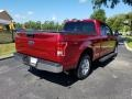 Ford F150 XLT SuperCab Ruby Red photo #5