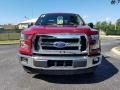 Ford F150 XLT SuperCab Ruby Red photo #8