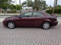 Mazda MAZDA6 i Sedan Dark Cherry Metallic photo #3