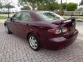 Mazda MAZDA6 i Sedan Dark Cherry Metallic photo #5
