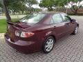 Mazda MAZDA6 i Sedan Dark Cherry Metallic photo #9