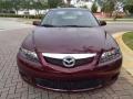 Mazda MAZDA6 i Sedan Dark Cherry Metallic photo #15