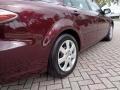 Mazda MAZDA6 i Sedan Dark Cherry Metallic photo #17