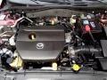 Mazda MAZDA6 i Sedan Dark Cherry Metallic photo #20