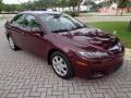 Mazda MAZDA6 i Sedan Dark Cherry Metallic photo #25