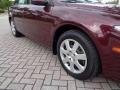 Mazda MAZDA6 i Sedan Dark Cherry Metallic photo #29