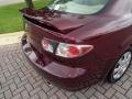 Mazda MAZDA6 i Sedan Dark Cherry Metallic photo #34