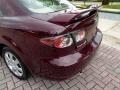 Mazda MAZDA6 i Sedan Dark Cherry Metallic photo #39