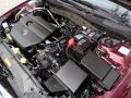 Mazda MAZDA6 i Sedan Dark Cherry Metallic photo #45